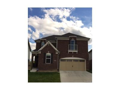 Northville Twp Single Family Home For Sale: 18967 Denali Circle