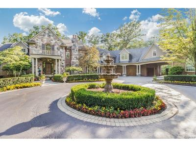 Bloomfield Hills Single Family Home For Sale: 1515 Lone Pine Road