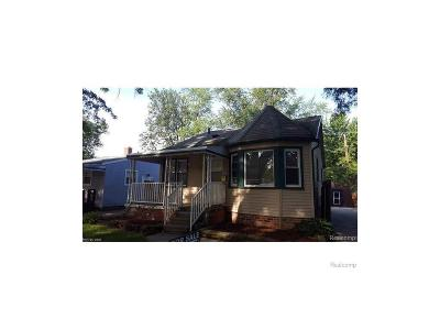 Hazel Park Single Family Home For Sale: 23115 Stauber Avenue