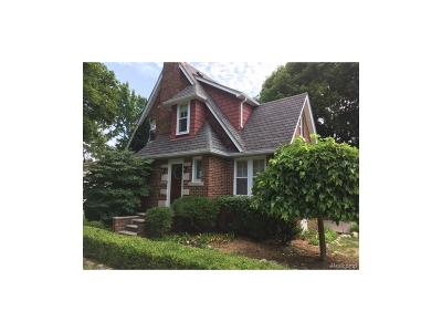 Plymouth Single Family Home For Sale: 9424 Corinne Street