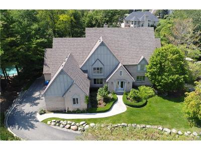 Rochester Single Family Home For Sale: 1649 Scenic Hollow Drive