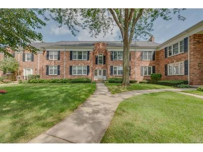 Bloomfield Twp Condo/Townhouse For Sale: 1750 Trailwood Path #A