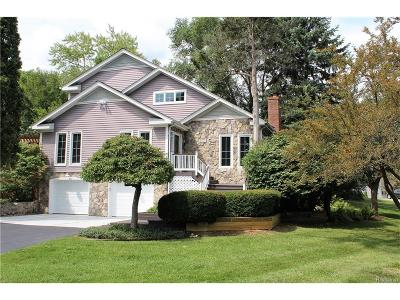 West Bloomfield, West Bloomfield Twp Single Family Home For Sale: 2071 Daintree