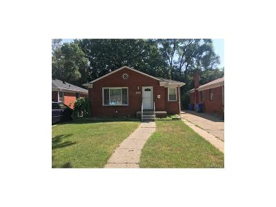 Dearborn Single Family Home For Sale: 8664 Virgil Street