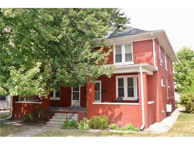 Dearborn Single Family Home For Sale: 22216 Park Street