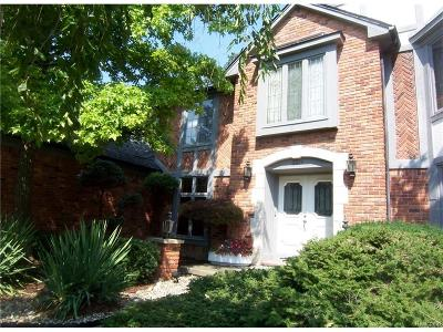 Troy Single Family Home For Sale: 2214 Red Maple Drive