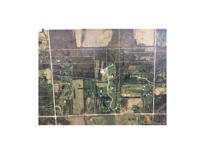 Superior, Superior Twp Residential Lots & Land For Sale: 8541 Cherry Hill (Jordan Drive) Road