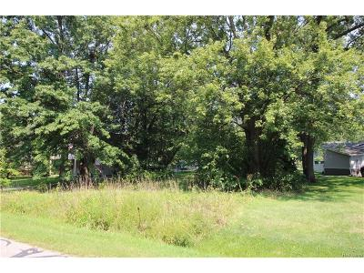 New Baltimore Residential Lots & Land For Sale: Murdick Drive