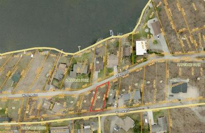Residential Lots & Land For Sale: Wayne Road