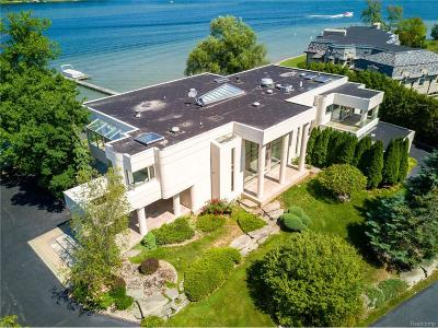 Orchard Lake Single Family Home For Sale: 5930 Pontiac Trail
