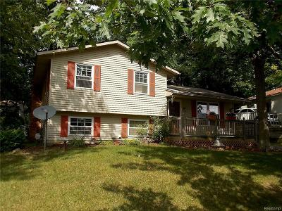 Single Family Home For Sale: 1395 Muskingum Drive