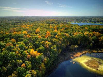 Milford Twp MI Residential Lots & Land For Sale: $375,000