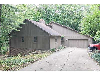 Farmington Hills Single Family Home For Sale: 24139 Locust Street