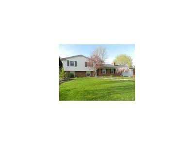Commerce Single Family Home For Sale: 3676 Sandbar Drive