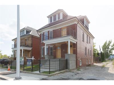 Detroit Single Family Home For Sale