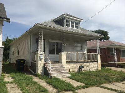 Single Family Home For Sale: 5111 Fredro Street