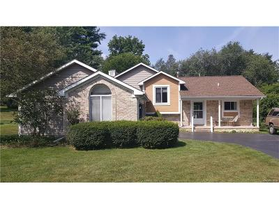 Single Family Home For Sale: 4319 Barnard Road