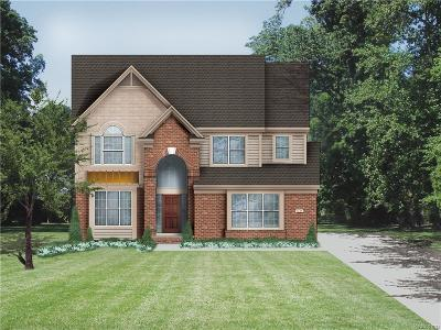 Lyon Twp Single Family Home For Sale: 57578 Dunston Drive