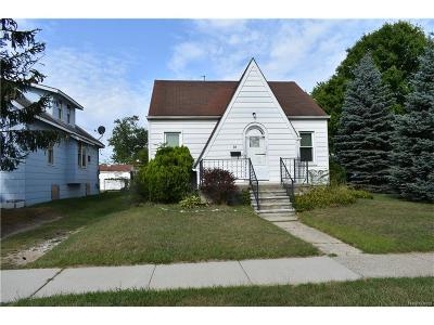 Clawson Single Family Home For Sale: 35 High Street