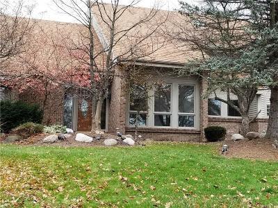 Farmington Hills Single Family Home For Sale: 30705 Huntsman Drive E