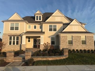 Commerce Twp Single Family Home For Sale: 2959 Montgomery Circle