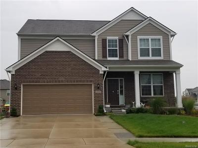 South Lyon Single Family Home For Sale: 57816 Russet Lane