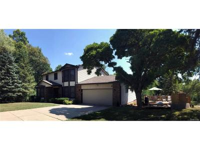 Livonia Single Family Home For Sale: 30931 Munger Drive
