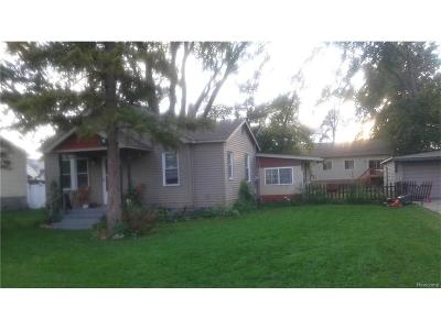 Troy Single Family Home For Sale: 3263 Troy Drive