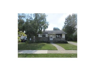 Warren Single Family Home For Sale: 3744 Toepfer Road
