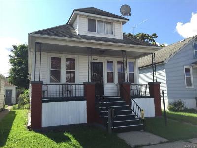 Hamtramck Single Family Home For Sale: 5132 Belmont Street