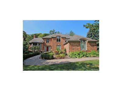 Farmington Single Family Home For Sale: 27989 Trailwood Court