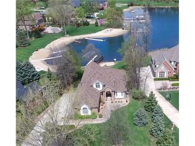 Highland Twp MI Single Family Home For Sale: $749,900