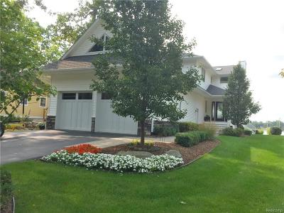 West Bloomfield, West Bloomfield Twp Single Family Home For Sale: 7025 Locklin