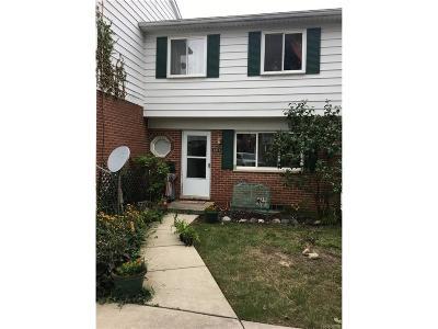 Auburn Hills Condo/Townhouse For Sale: 3071 Elstead