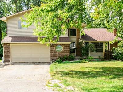 Waterford Twp Single Family Home For Sale: 5047 Coshocton Drive