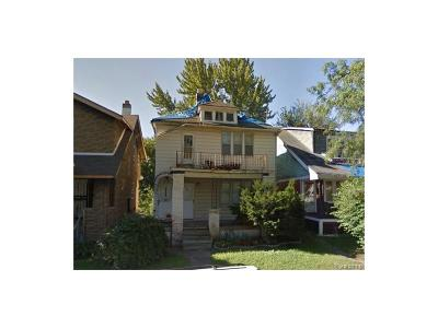 Highland Park Single Family Home For Sale: 125 North Street