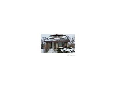 Pontiac Single Family Home For Sale: 320 Cesar E Chavez Ave