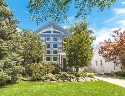 Birmingham Single Family Home For Sale: 1627 Stanley Boulevard