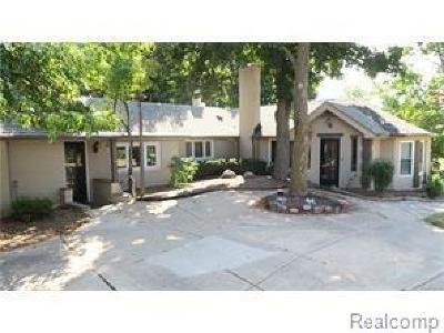 Farmington Hills Single Family Home For Sale: 35758 Nancy Gail Court