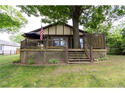 Belleville, Belleville-vanbure, Van Buren, Van Buren Twp Single Family Home For Sale: 12041 Haggerty Road