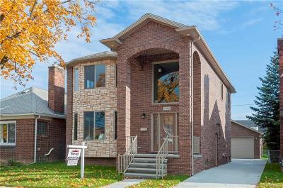 Dearborn Single Family Home For Sale: 5280 Steadman Street