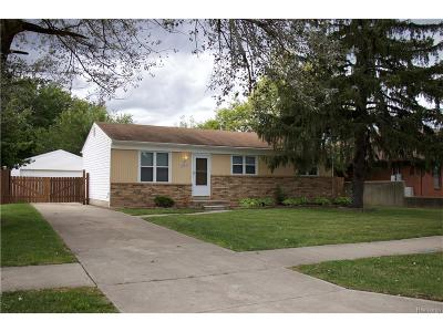 Single Family Home For Sale: 26055 Schoenherr
