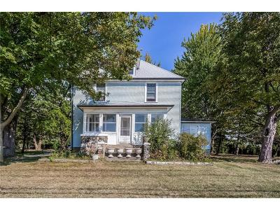 Plymouth Single Family Home For Sale: 47334 Joy Road