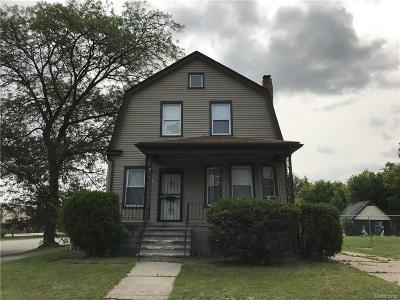 Highland Park Single Family Home For Sale: 256 Rhode Island Street