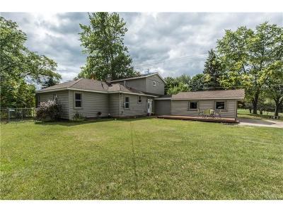 Commerce Single Family Home For Sale: 3811 Benstein Road