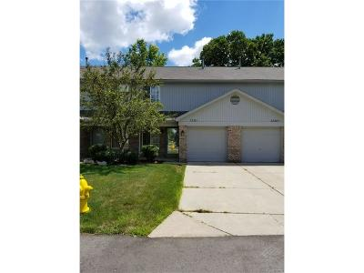 Brownstown Twp Condo/Townhouse For Sale: 23281 Stromp Court