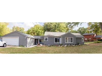 Waterford, Waterford Twp Single Family Home For Sale: 2994 Tuxedo Blvd