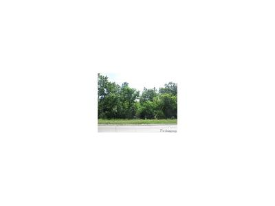 Auburn Hills Residential Lots & Land For Sale: Lot 11 Baldwin Road