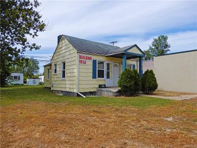 Trenton Single Family Home For Sale: 3418 W Jefferson Avenue
