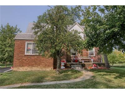 Trenton Single Family Home For Sale: 5224 Lathrop Street